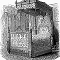 Victorian Bed, 1846 by Granger