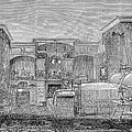 Victorian Bedroom, 1884 by Granger