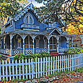 Victorian Home Marthas Vineyard by Dave Mills