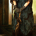 Victorian Lady  by Jill Battaglia