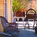 Victorian Porch by Diane Wood