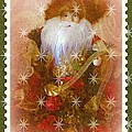 Victorian Santa by Michelle Frizzell-Thompson