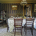Victorian Sedman Home Dining Room - Nevada City Montana by Daniel Hagerman