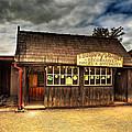Victorian Shop by Adrian Evans