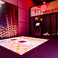 Videogame A Musical Floor Game On A Mat by Corepics