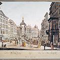 Vienna: Hohemarkt, 1793 by Granger