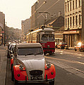 Vienna In The Afternoon by Stephen Estell