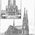 Vienna: Votive Church by Granger
