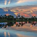 Viera Sunrise by Kenneth Blye