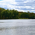 View Across The River by Susan Herber