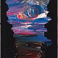 View From A Cave On Venus by Rhetta Hughes