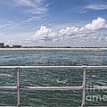 View From Across The Bay by Deborah Benoit