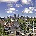View From Pilgrim Church. by Bob Niederriter