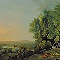 View From Richmond by George Baratt
