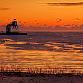 View From Shore by Bill Pevlor