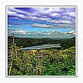 View From The Hilltop 2 by Barbara Griffin