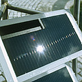 View Of An Amorphous Solar Cell by Volker Steger