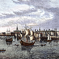 View Of London, 1550 by Granger