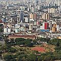 View Of Sao Paulo Skyline by Jacobo Zanella