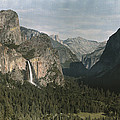 View Of The Mountain El Capitan by Charles Martin