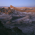 View Of The Valley Of The Moon by Joel Sartore