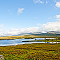 View Over Loch Ba by Chris Thaxter