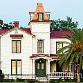 Villa Villekulla The Pippi Longstocking House Amelia Island Florida by Dawna Moore Photography