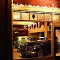 Vintage American Car Dealership - 7d17398 by Wingsdomain Art and Photography