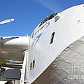 Vintage Boac British Overseas Airways Corporation Speedbird Flying Boat . 7d11273 by Wingsdomain Art and Photography