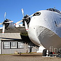 Vintage Boac British Overseas Airways Corporation Speedbird Flying Boat . 7d11276 by Wingsdomain Art and Photography