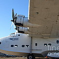 Vintage Boac British Overseas Airways Corporation Speedbird Flying Boat . 7d11291 by Wingsdomain Art and Photography