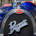 Vintage Bugatti by Andrew Fare