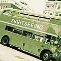 Vintage Bus by Sophie Vigneault