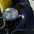 Vintage Car Reflection by Blake Webster