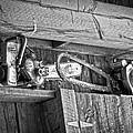 Vintage Chain Saws by Steve McKinzie