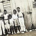 Vintage Coca Cola Kids by Alan Espasandin