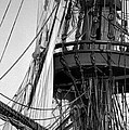 Vintage Crows Nest by Skip Willits