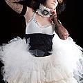 Vintage Dancer Series by Cindy Singleton