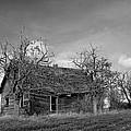 Vintage Farm House by Steve McKinzie