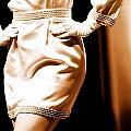 Vintage Fashion  by Elizabeth Hart