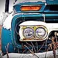 Vintage Gmc Truck by Kirk Gatzka