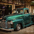 Vintage Green Dream by Perry Webster