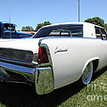 Vintage Lincoln Continental . 5d16675 by Wingsdomain Art and Photography