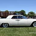 Vintage Lincoln Continental . 5d16679 by Wingsdomain Art and Photography