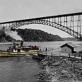 Vintage Maid Of The Mist by Andrew Fare