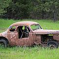 Vintage Racer by Steve McKinzie