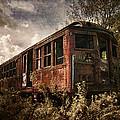 Vintage Rail Car by Dale Kincaid