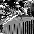Vintage Rolls Royce 2 by Andrew Fare