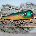 Vintage Saltwater Fishing Lure - Masterlure Rocket by Mother Nature