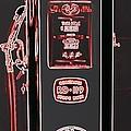Vintage Sinclair Gas Pump by David Campione